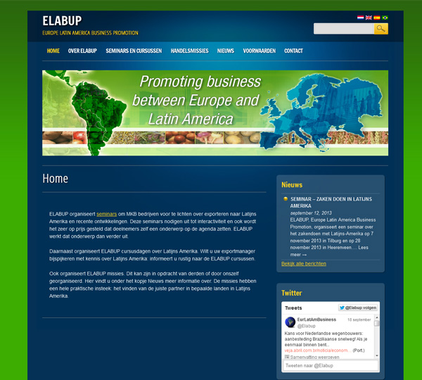 EUROPE LATIN AMERICA BUSINESS PROMOTION