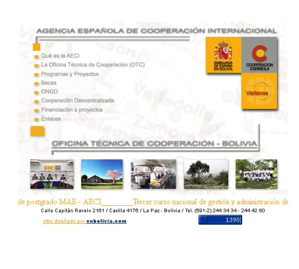 Agencia Española de Cooperación