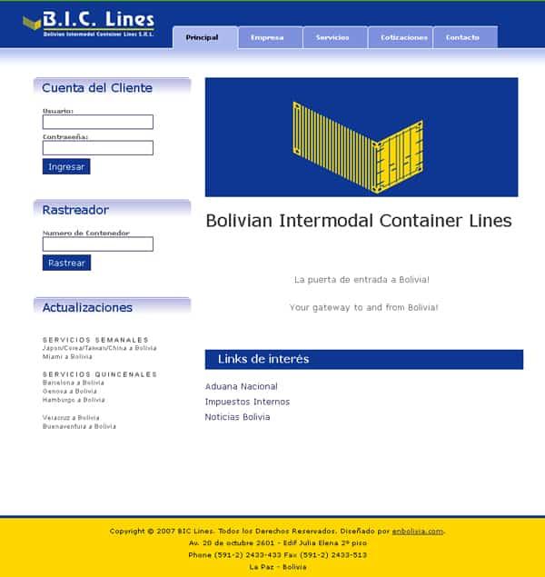 BIC-Lines