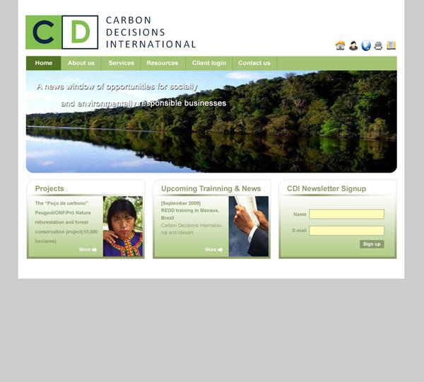 Carbon Decisions International