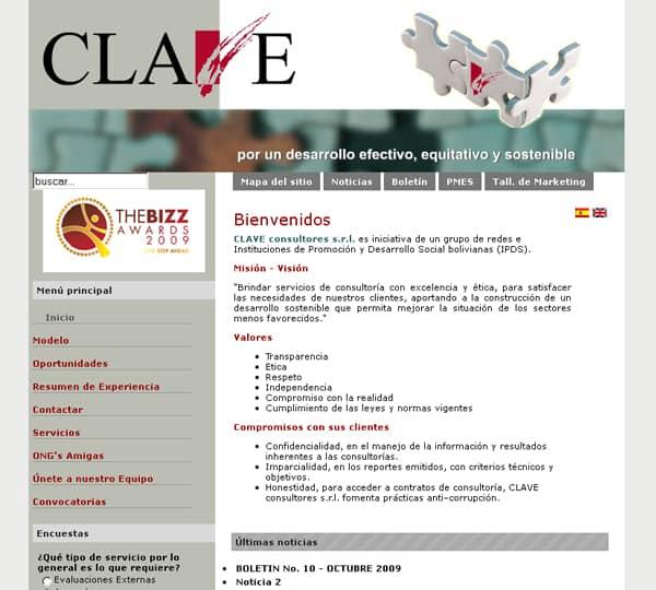 CLAVE Consultores s.r.l.