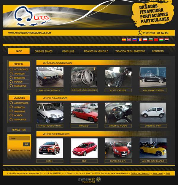 Auto ventas profesionales