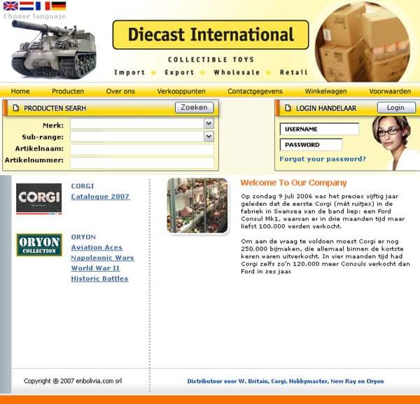 Diecast International