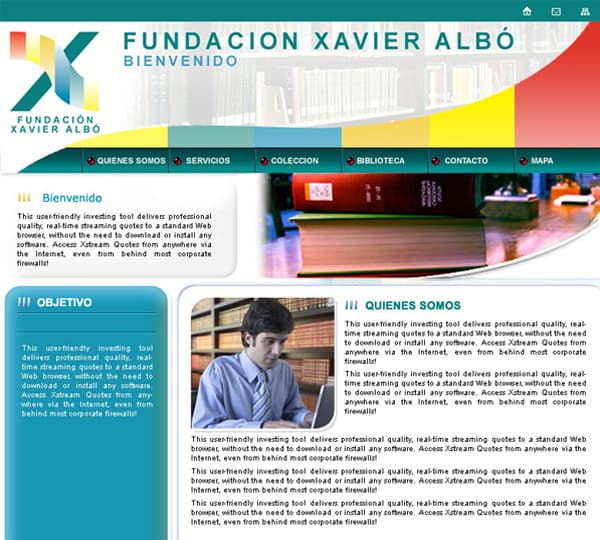 Fundación Xavier Albó