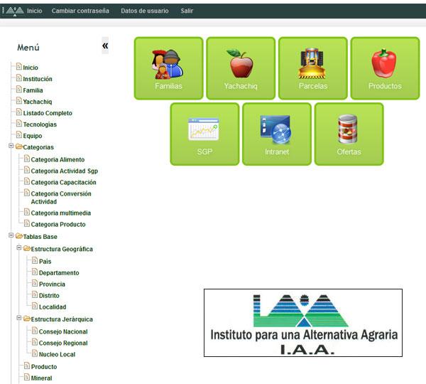 Instituto para una Alternativa Agraria