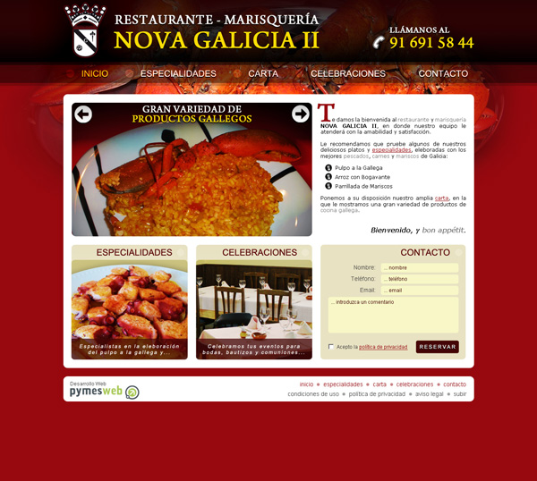NOVA GALICIA II
