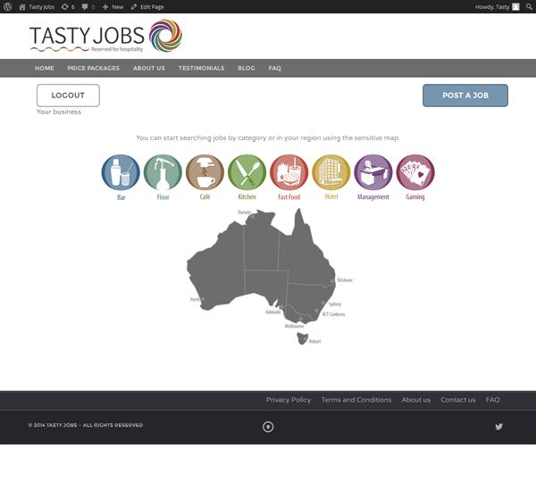 Tasty Jobs