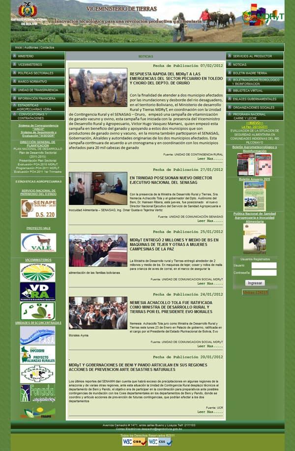 Ministerio de Asuntos Campesinos y Agricultura