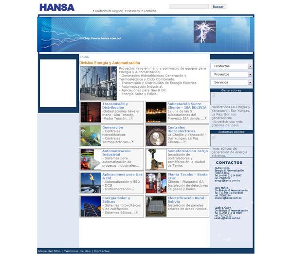 Hansa Ltda. (DEA)