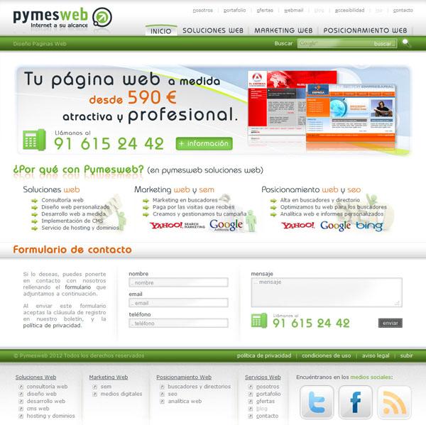 Pymesweb