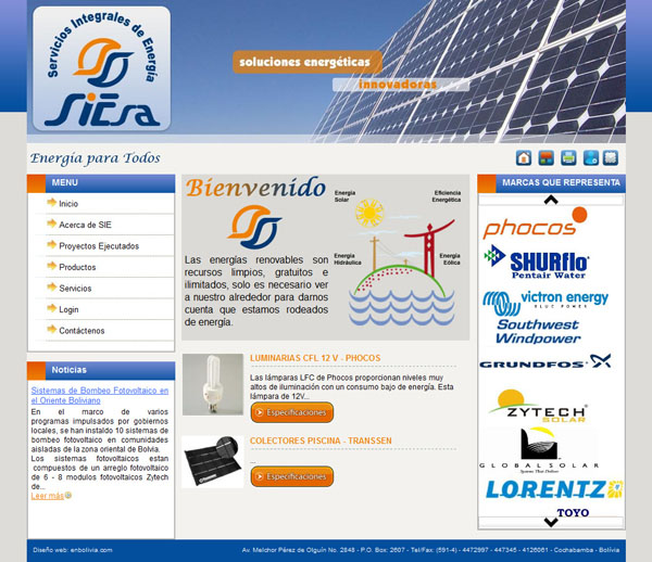 Servicios Integrales de Energía S.A.