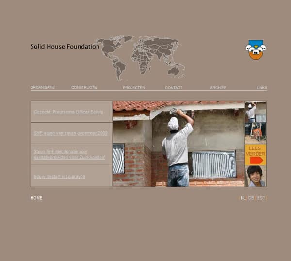 Solid House Foundation