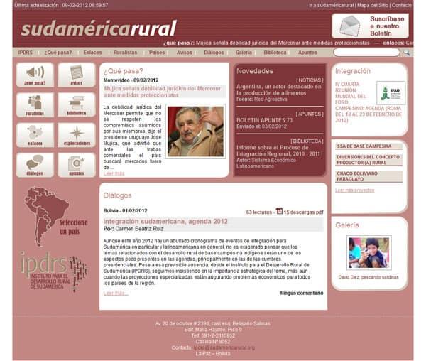 Sudamericarural