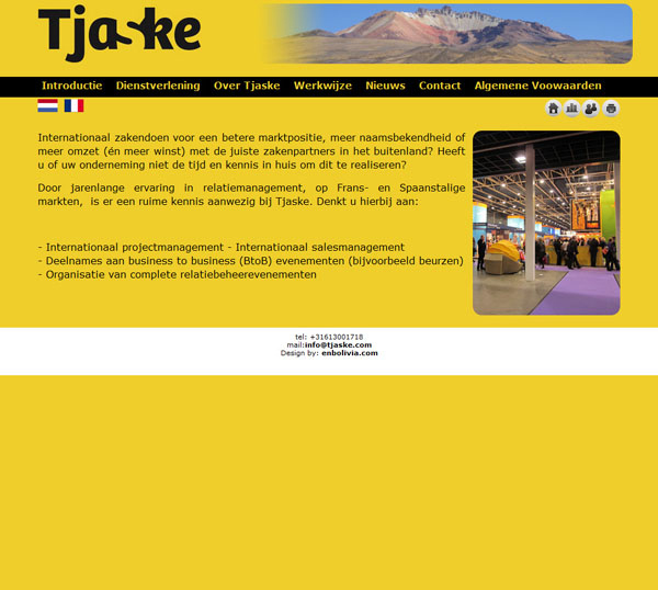 Tjaske